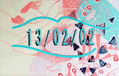 Chika Shibata 130202 Tachibana Gallery
