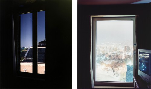 Kunihiko Katsumata Hotel's Window Tachibana Gallery 勝又公仁彦 橘画廊