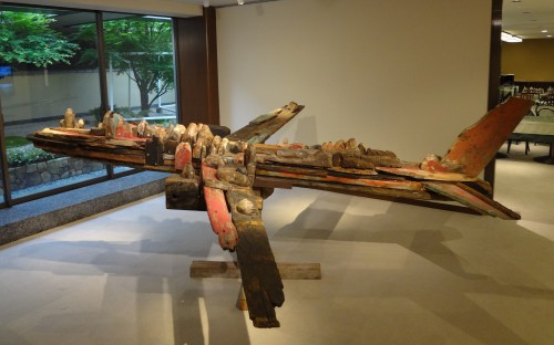 Toshimitsu Ito 'Flightscape—Dream of the Ruined Boats' Tachibana Gallery 橘画廊