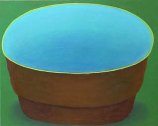 河合真里 Mari Kawai tub 橘画廊 Tachibana Gallery