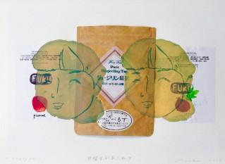 浅野綾花「日曜日があふれて」 橘画廊