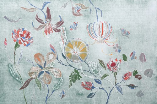 Seryung KIM Garden1 Tachibana Gallery 橘画廊